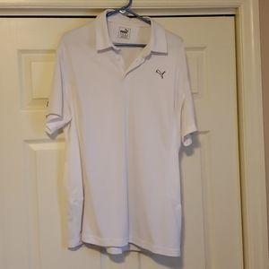 Men's Puma Golf Shirt